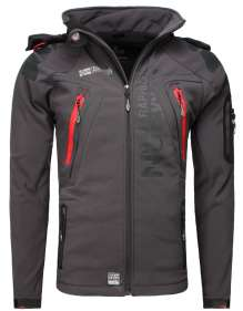 Moška Softshell jakna Geographical Norway Tangata