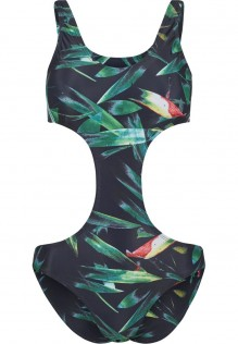 Ženski monokini Tropical